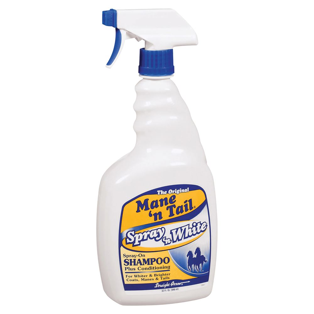 Mane 'n Tail® Spray 'n White® Shampoo Plus