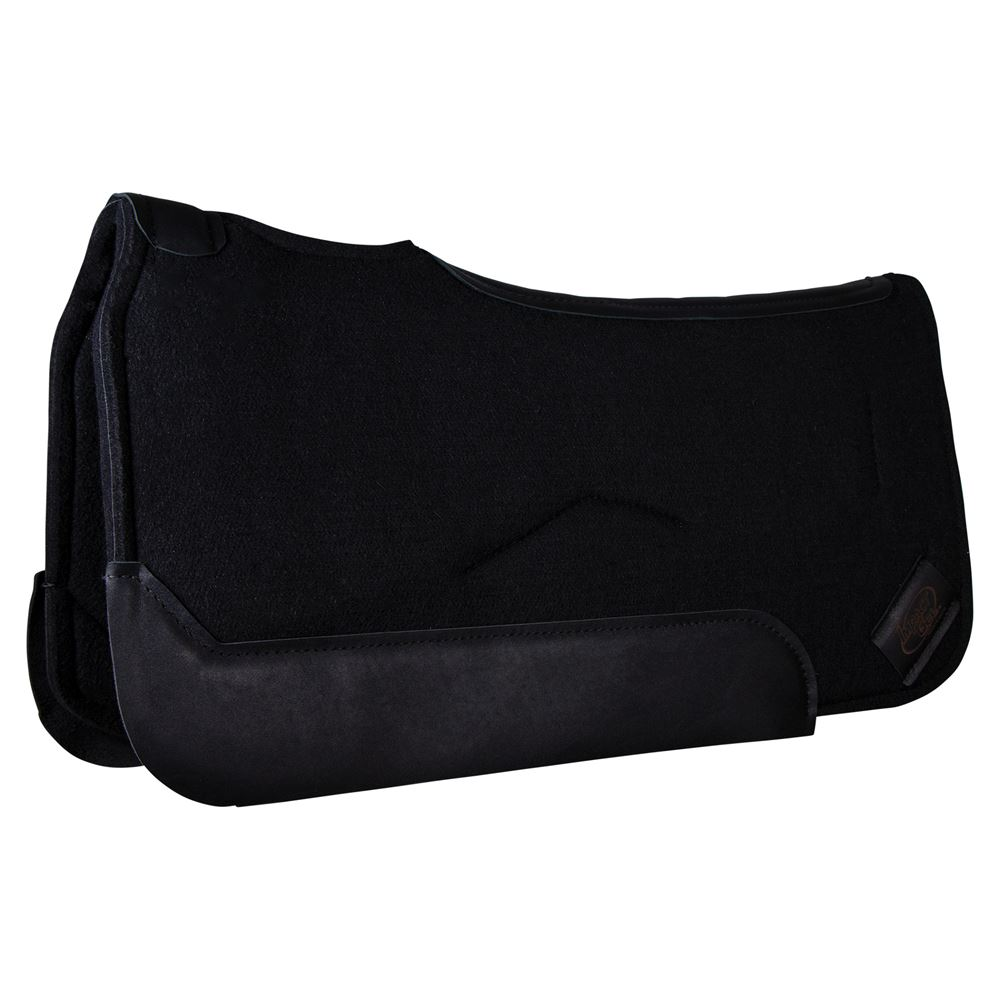 Impact Gel Classic Contour Pad with Black Leather