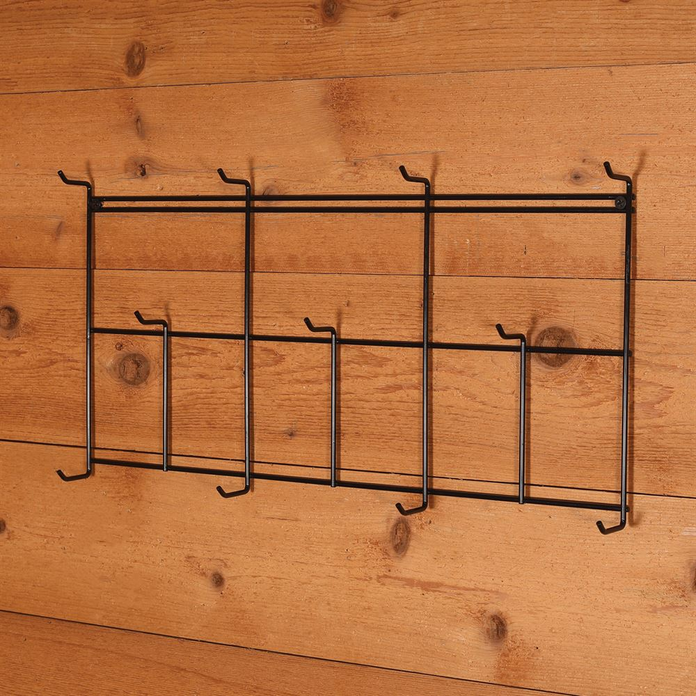 Easy-Up® Compact 11 Hook Tack Hanger