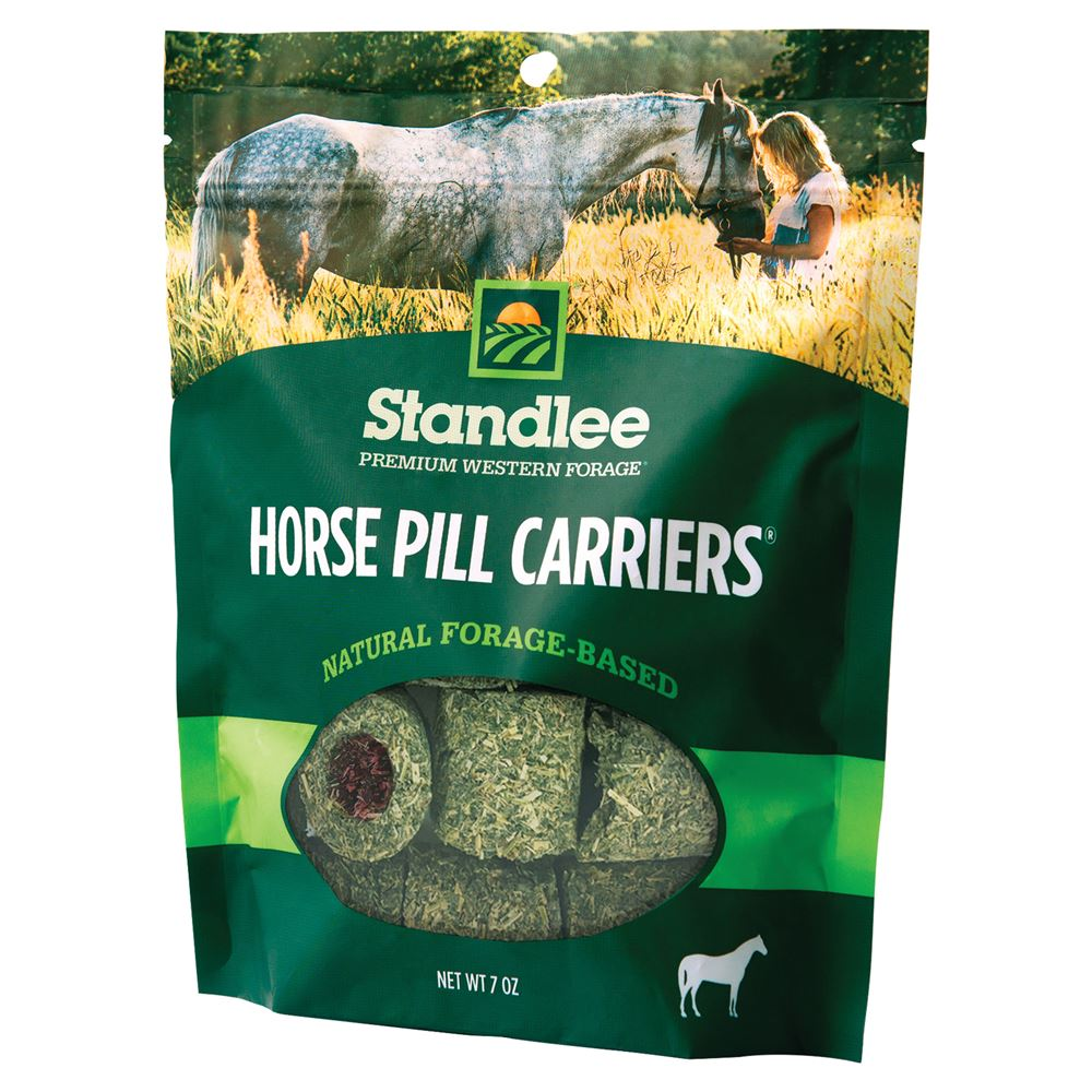 Standlee® Horse Pill Carriers® - 7 Oz