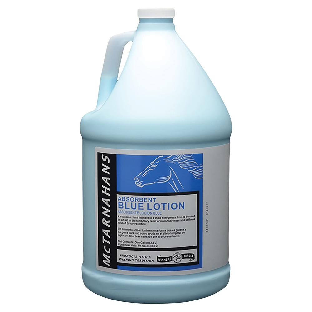 Mctarnahans® Absorbent Blue Lotion Liniment - Gallon