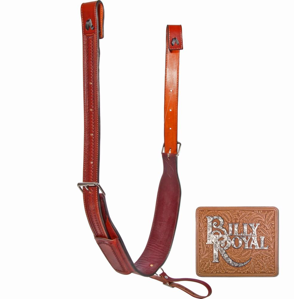 Billy Royal® Classic Trail Back Cinch