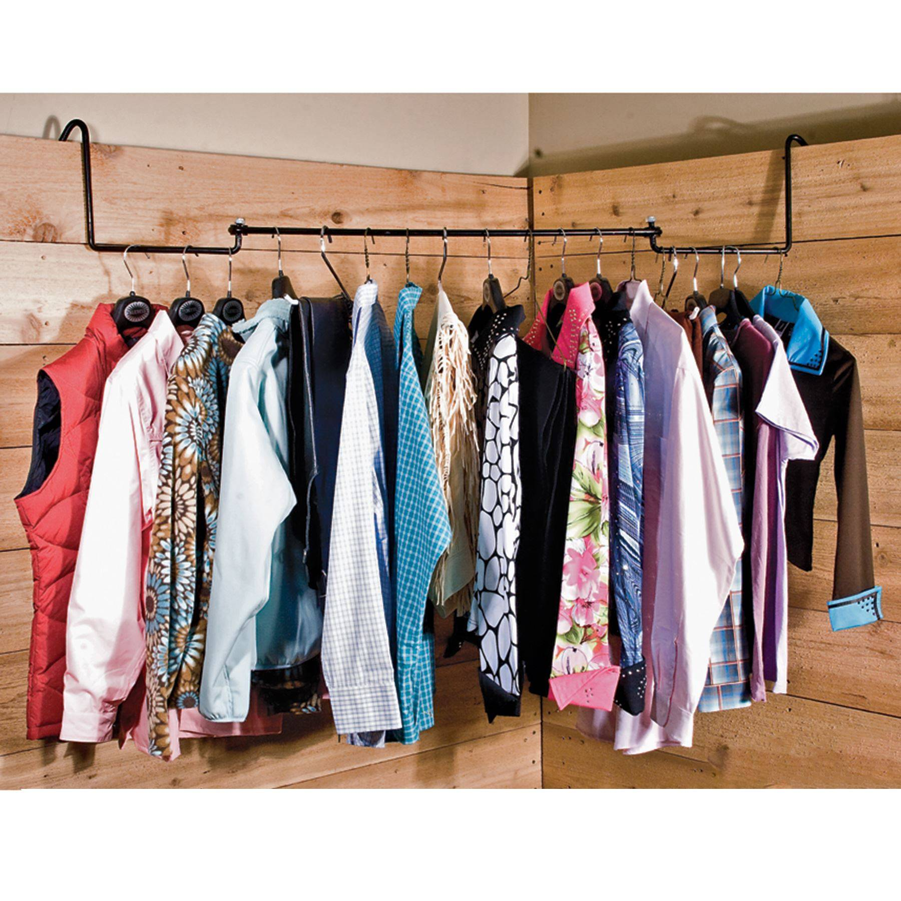 Easy Up Clothing Rack