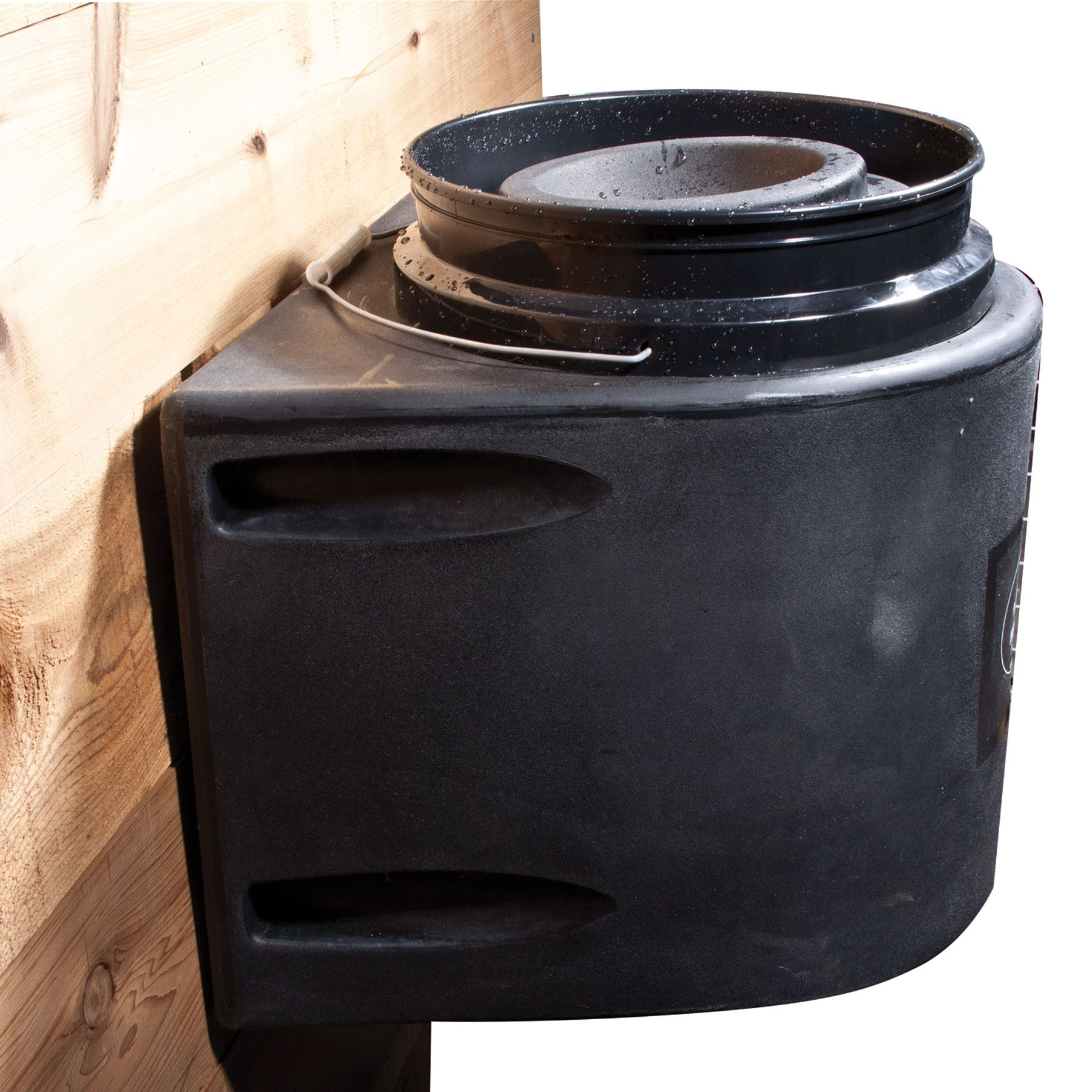 insulated horse water bucket