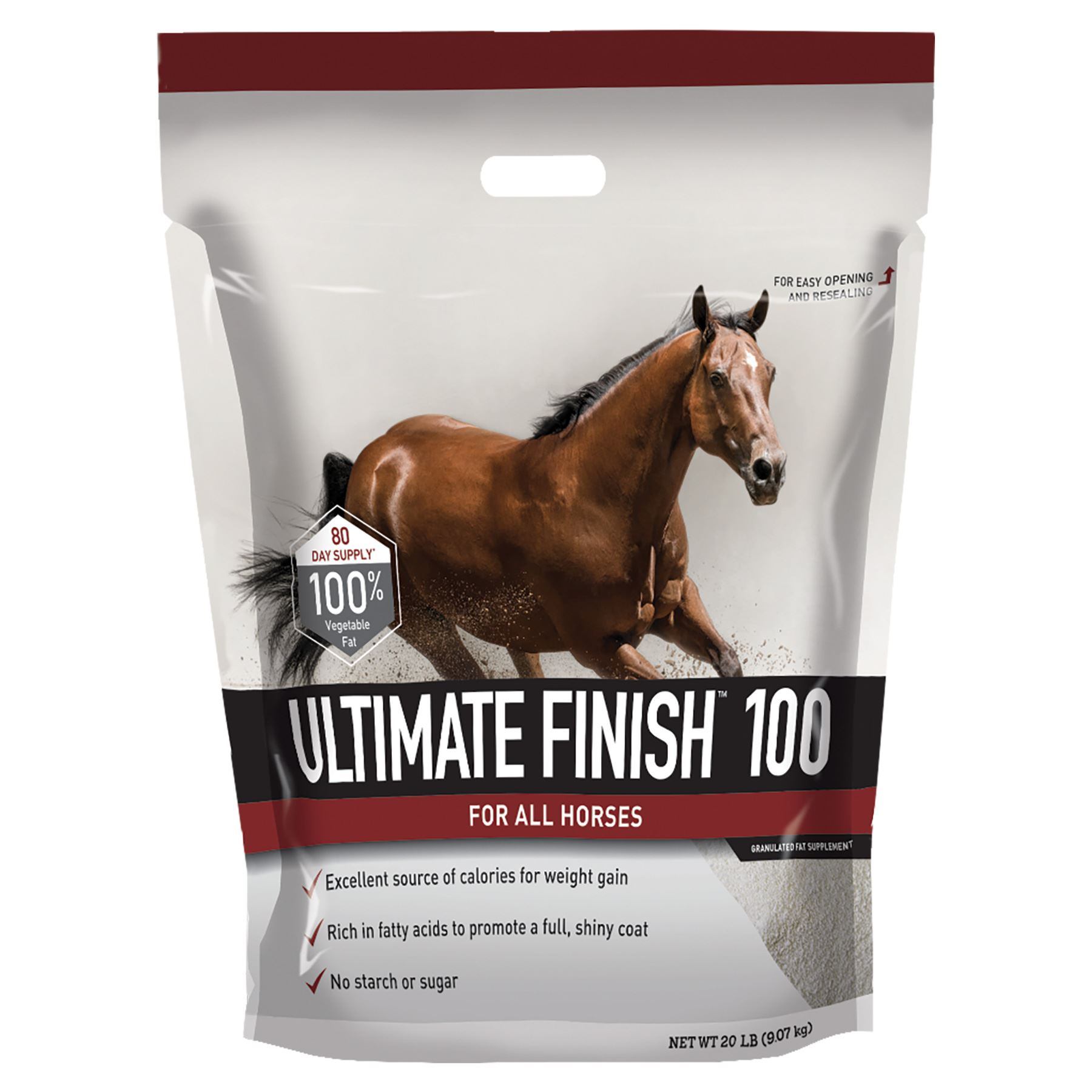 Ultimate Finish 100 Fat Supplement 20