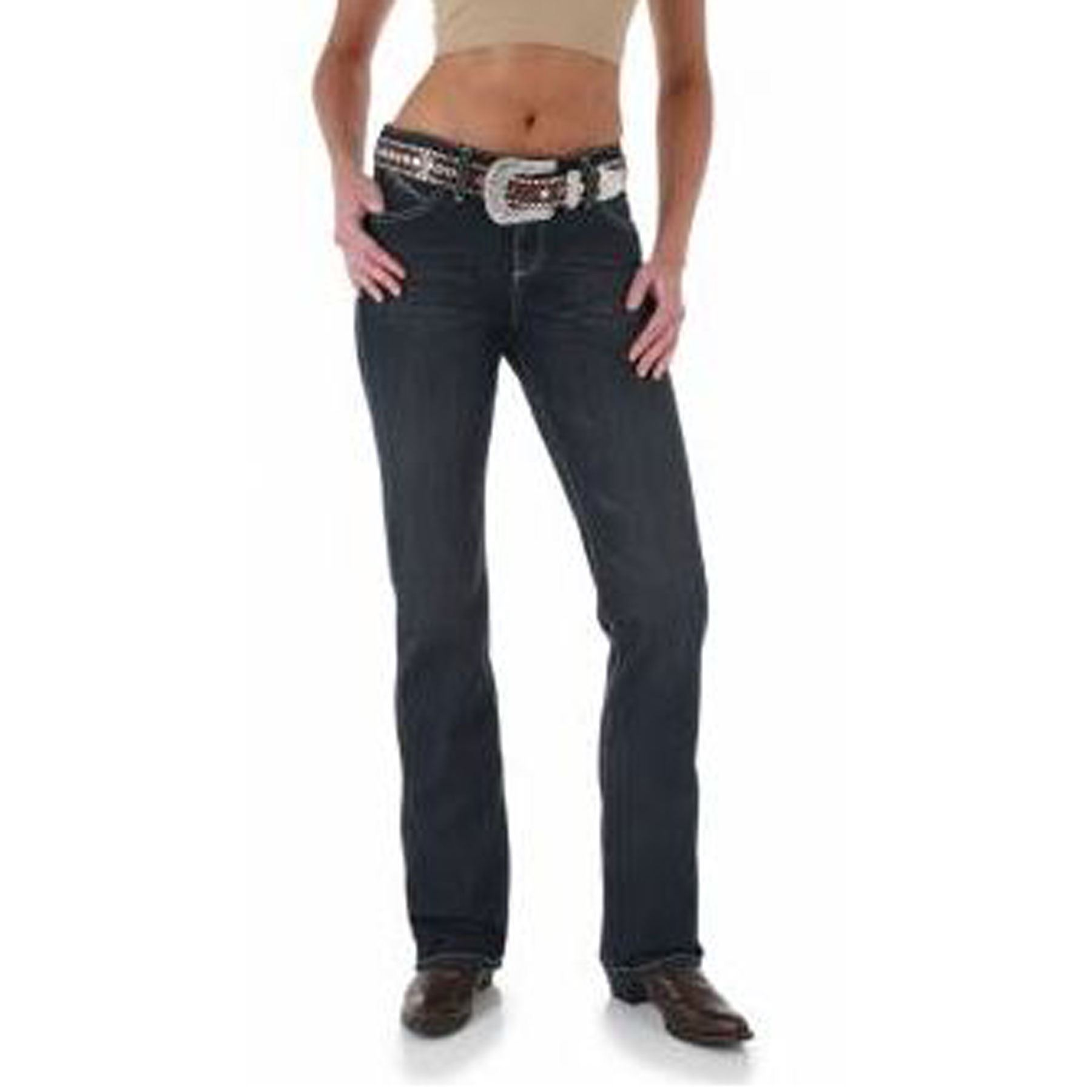 80154755 Wrangler® Cowgirl Cut® Ultimate Riding Jean - Q-Baby | Schneider Saddlery