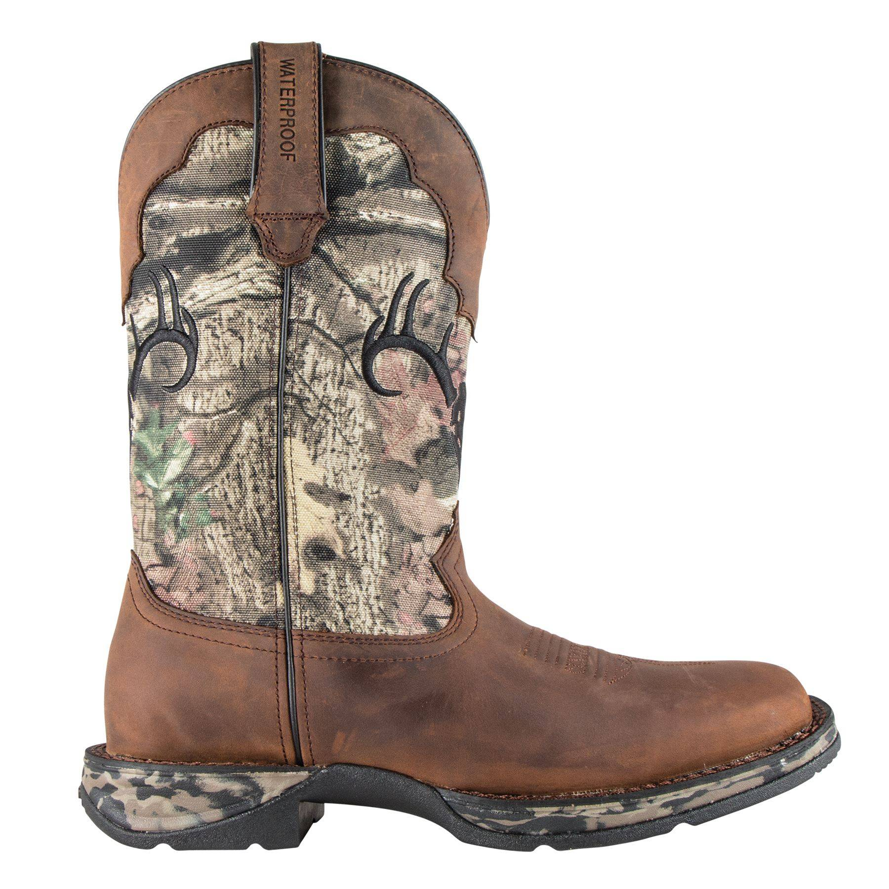d1e43949454 Durango® Men's Waterproof Rebel Distressed Camo Boots