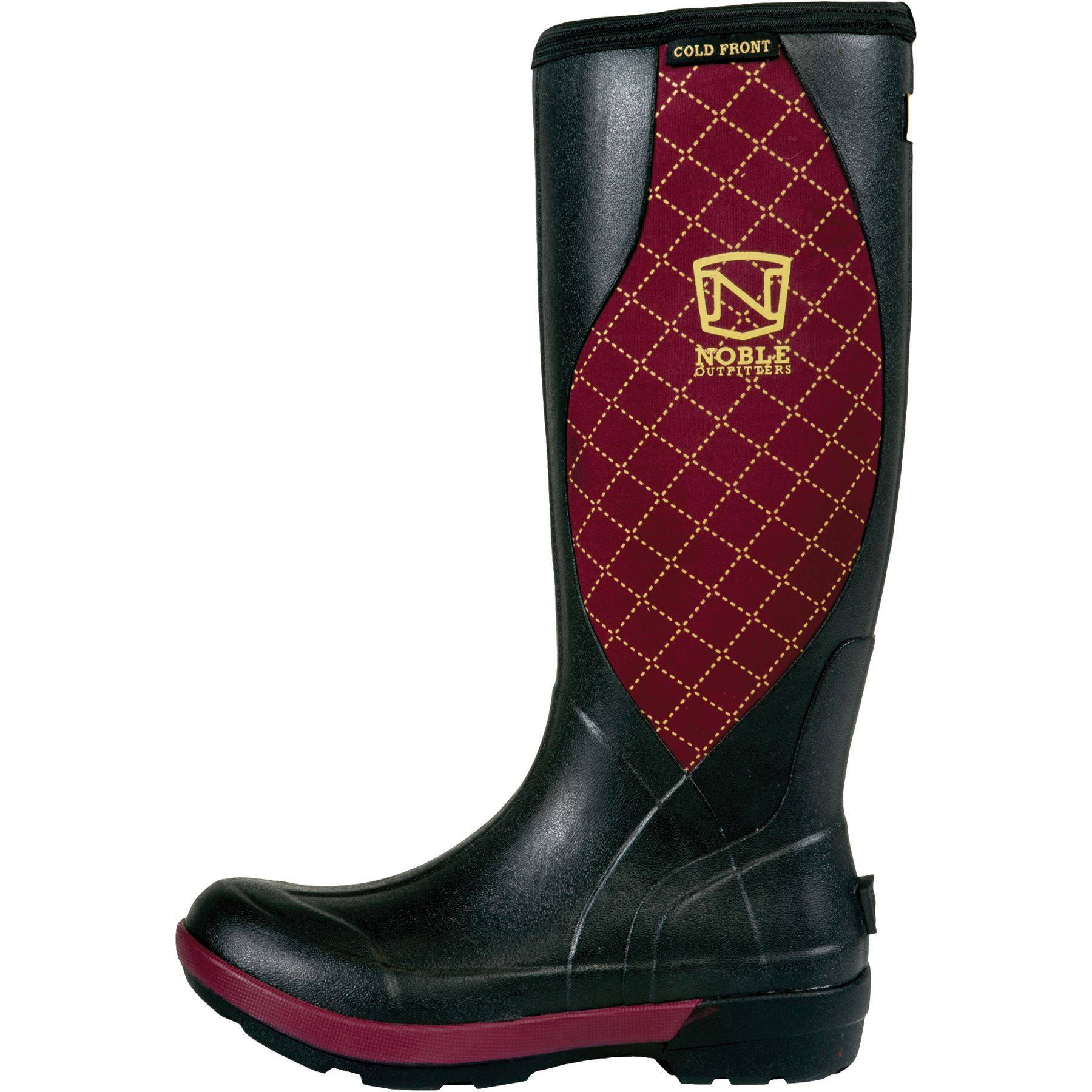 Noble Out Ladies MUDS Cold Front High Fig Boot