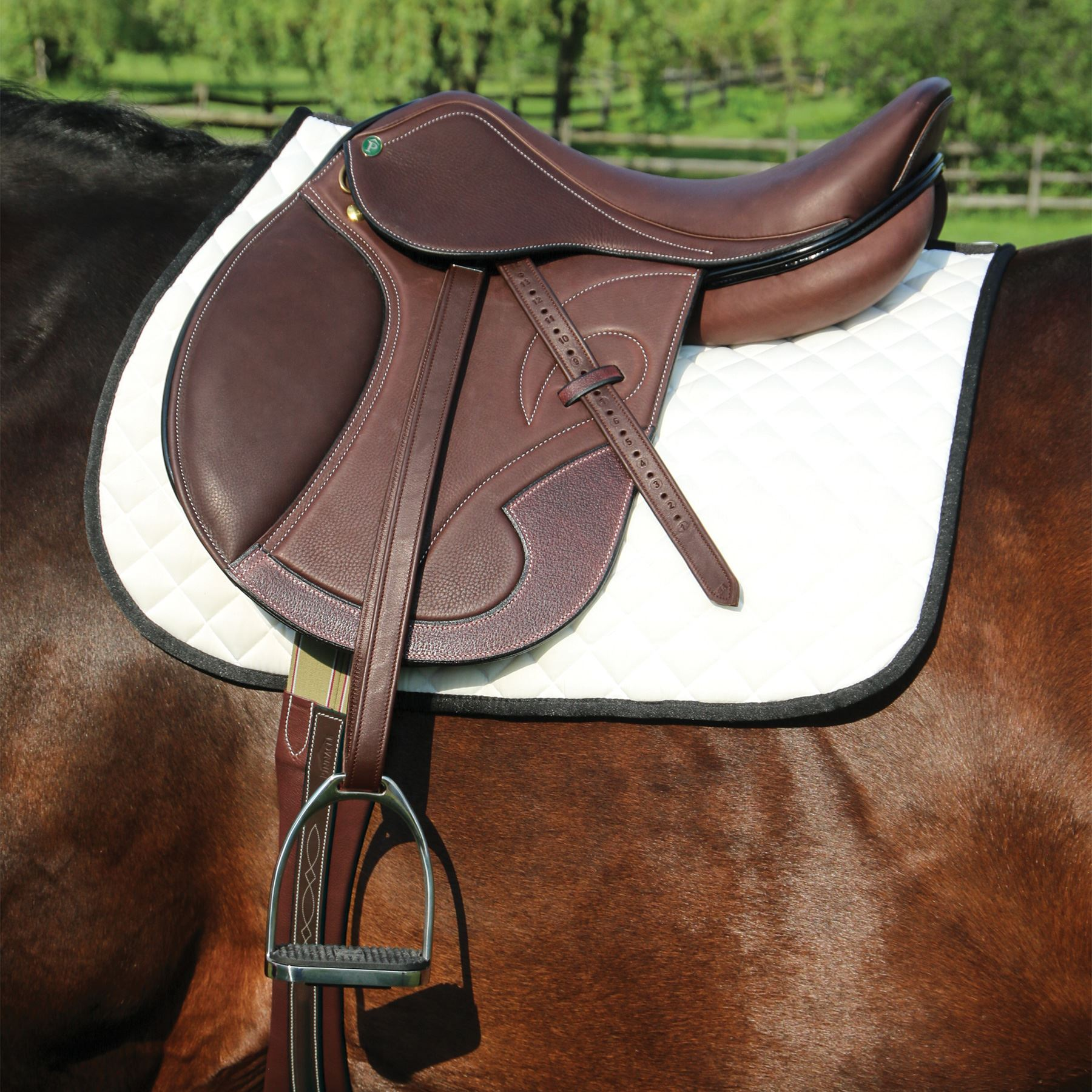 Pinnacle Penworth Close Contact English Saddle Schneiders Saddlery